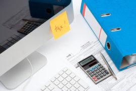 Составление налоговой отчетности для ИП в 2017 году