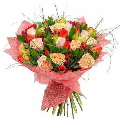 Заказ цветов в Новосибирске