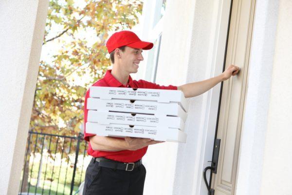 Способы доставки заказов