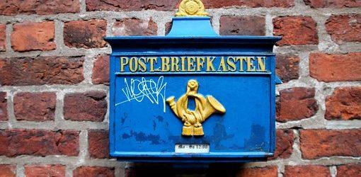 Доставка писем почтой