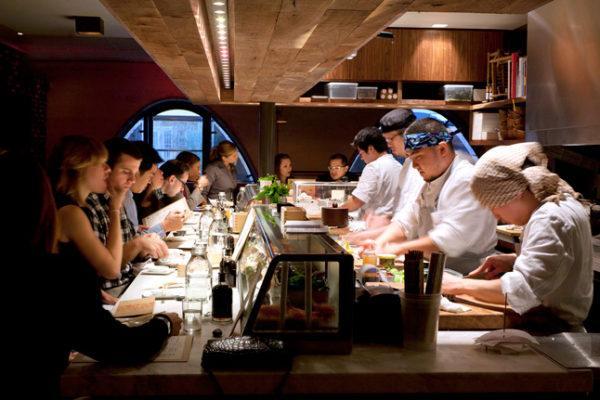 Японские кулинарные традиции