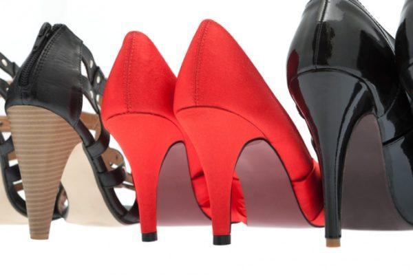 Качественные образцы обуви