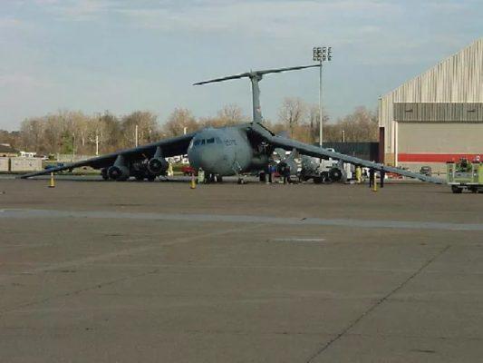Аварии военных самолетов