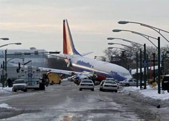 Статистика аварий самолетов в России