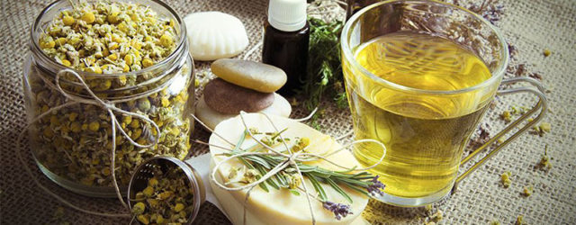 Ингредиенты для создания домашнего мыла