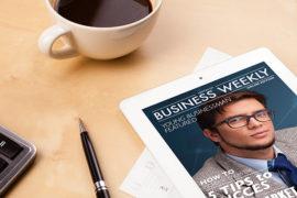 Как создать электронный журнал и организовать бизнес в интернете