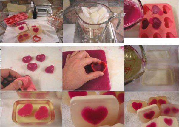 Как домашних условиях делать мыло