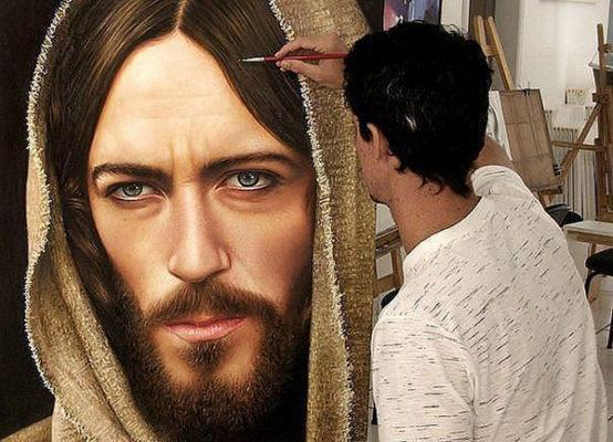 Рисовать как Бог