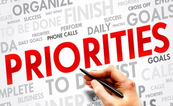 Определение приоритетных клиентов
