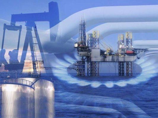 Объекты газовой отрасли