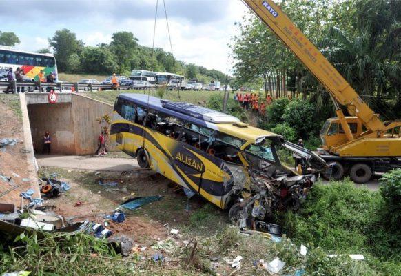Статистика транспортных аварий