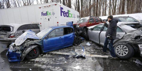 Статистика жертв аварий