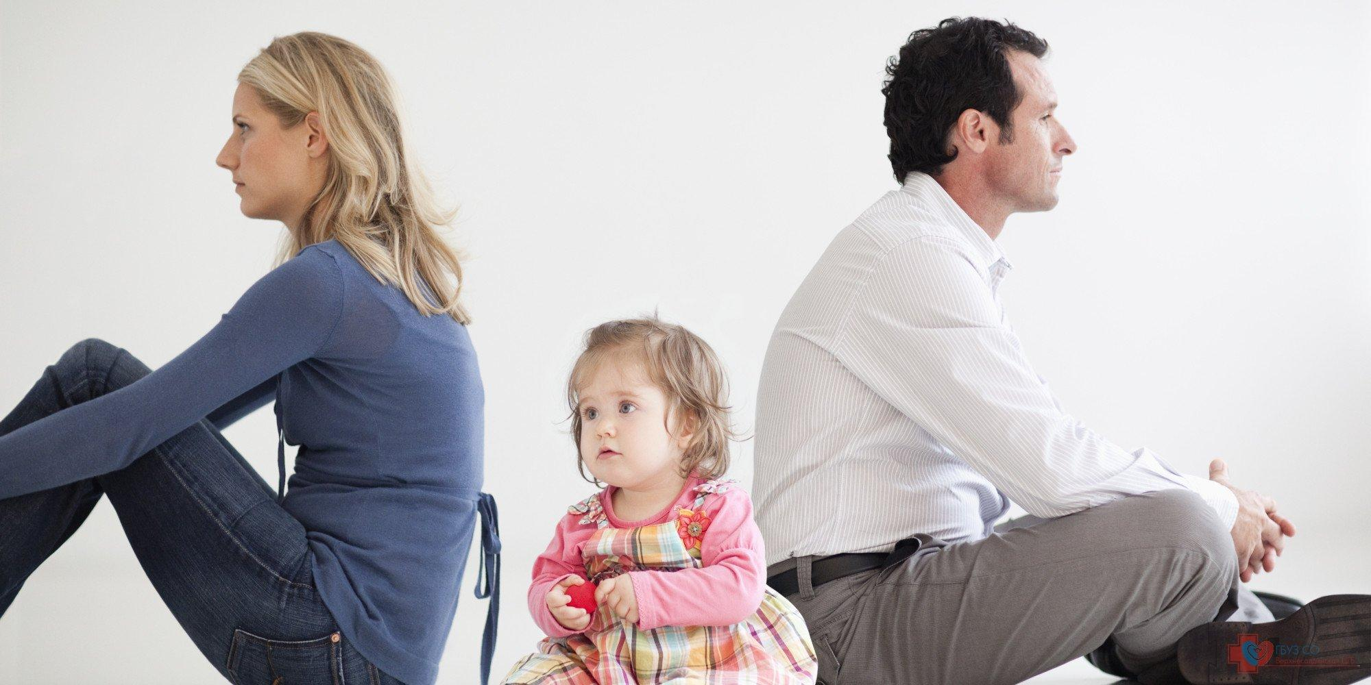 Развод с мужем до рождения ребёнка тот
