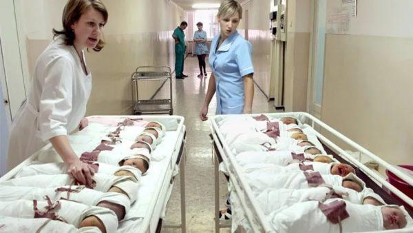 Статистика рождаемости мальчиков и девочек