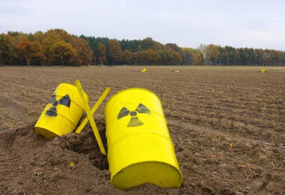 Кражи ядерных материалов