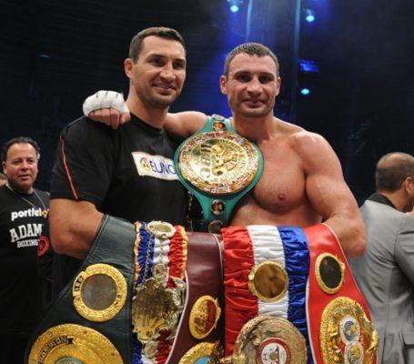 Братья боксеры