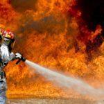 Статистика пожаров в России и мире