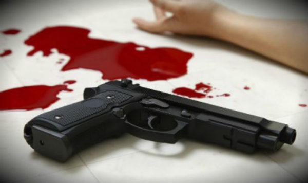 Убийство из огнестрельного оружия
