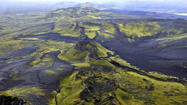 Вулканы Исландии