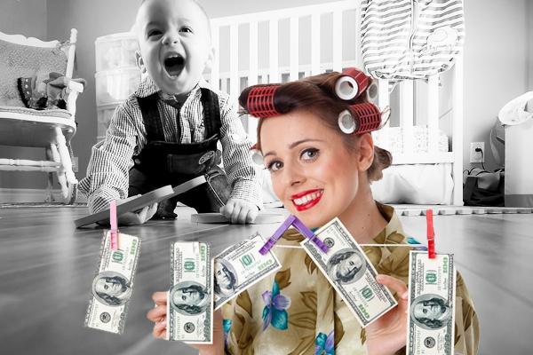 как заработать деньги в декрете