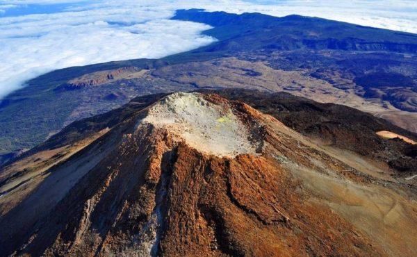Статистика извержений вулканов