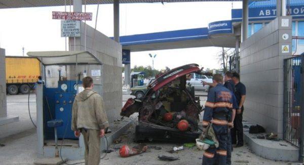 Статистика аварий на АГНКС