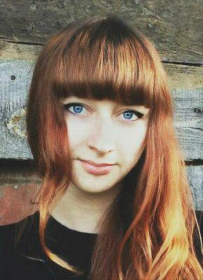 Анастасия Менякина, Нижний Новгород. Начинающий модельер