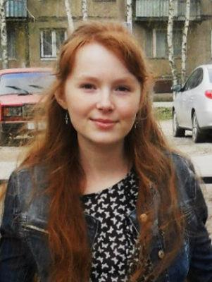 Кристина Сахарова, студентка факультета журналистики