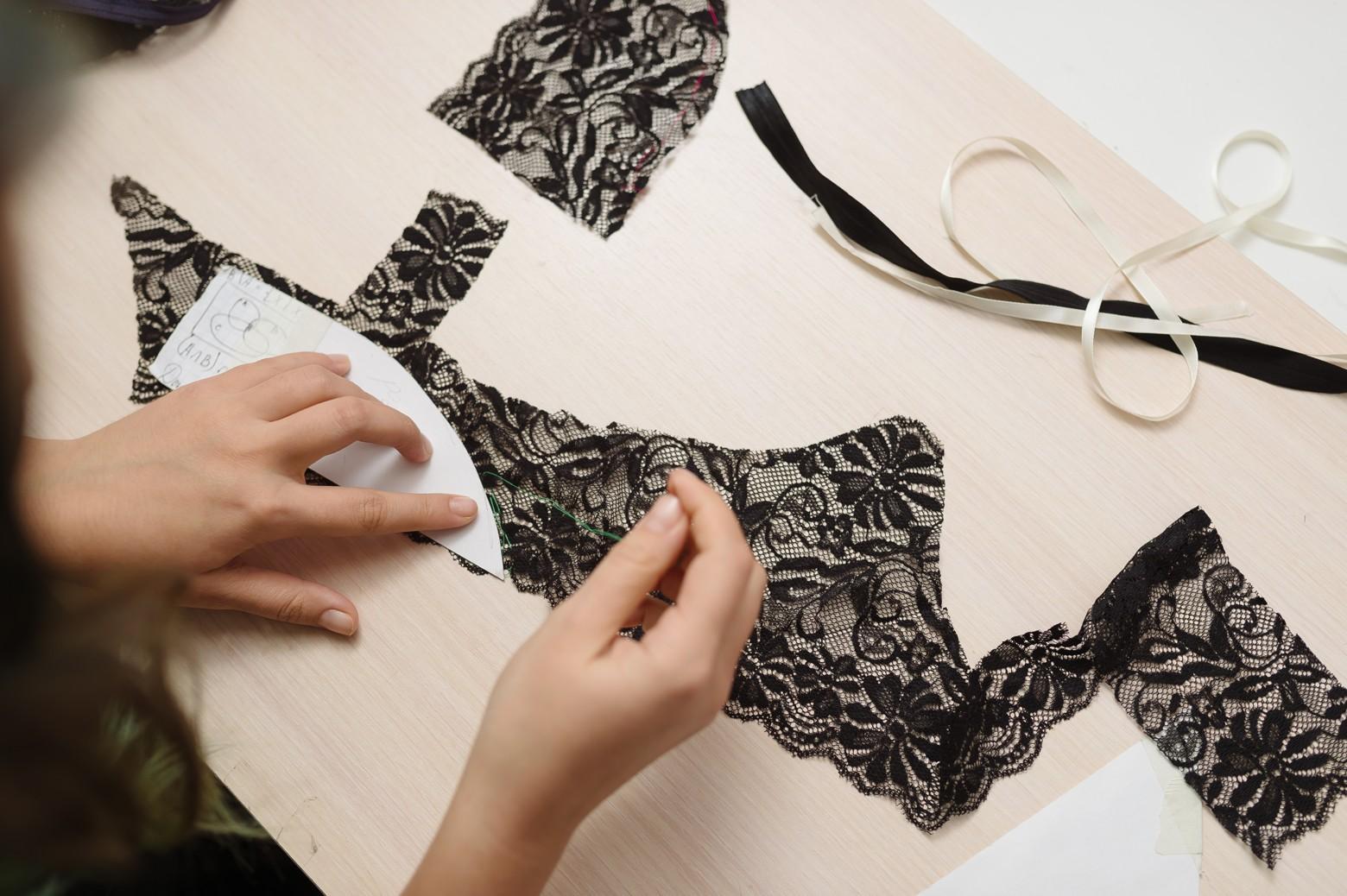 Как сшить красивое нижнее бельё