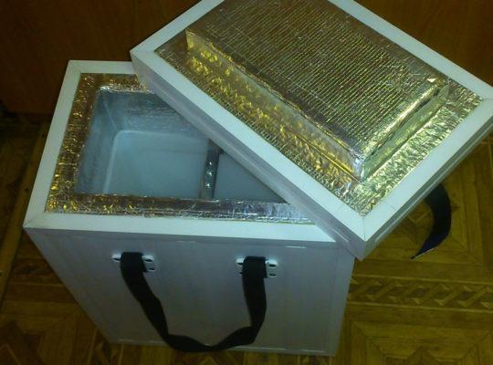 Термоконтейнер для мороженного