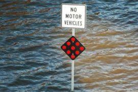 Статистика наводнений в России
