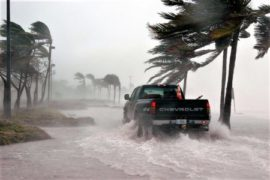 Статистика ураганов