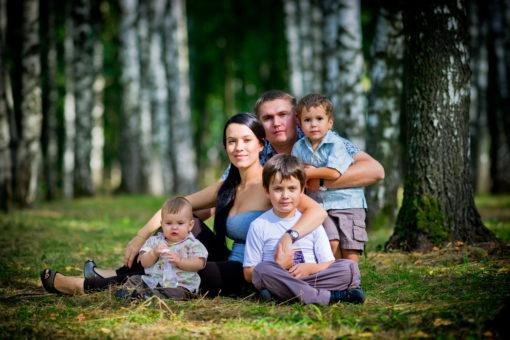 Льготы и пособия многодетным семьям