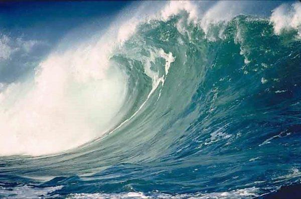 Ситуация с цунами в мире