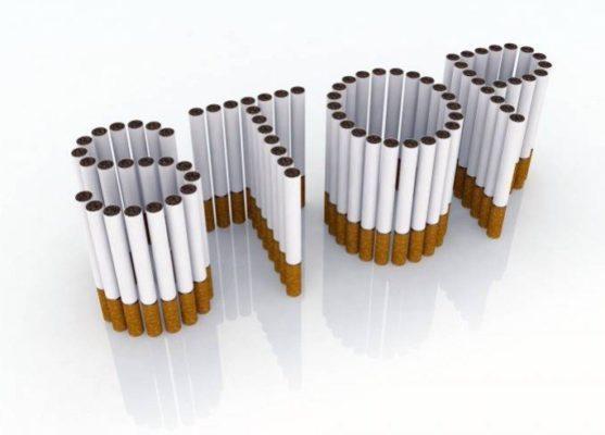 Проблема курения в мире