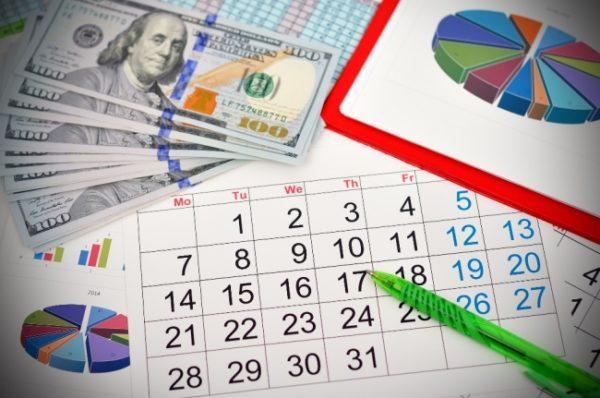 Календарь экономических новостей