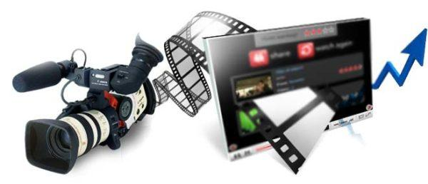 съемка видео