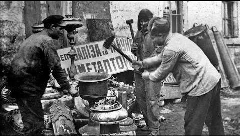 Антирелигиозная пропаганда СССР