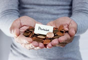 Фиксированная пенсия