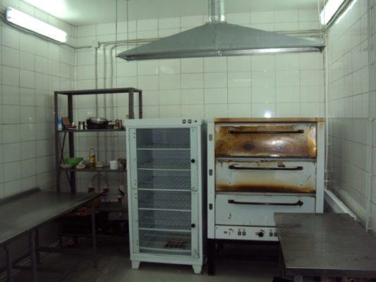 пекарня оборудование