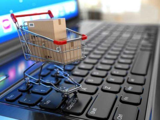 дропшиппинг - продажи через интернет