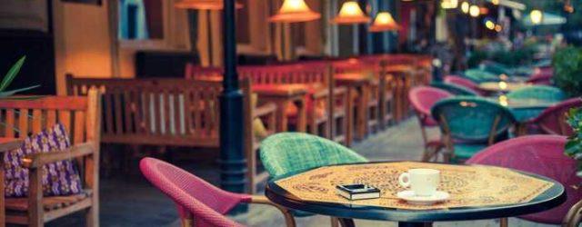 Кафе как место отдыха