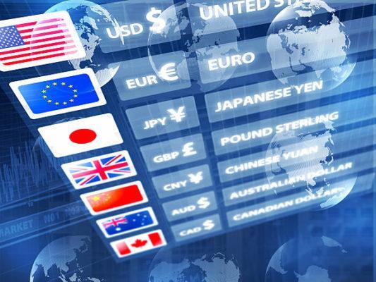 Анализ статистики курса валют
