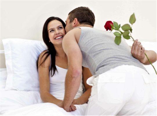 Гармония в любовных отношениях