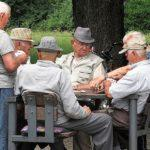 Статистика пенсионеров