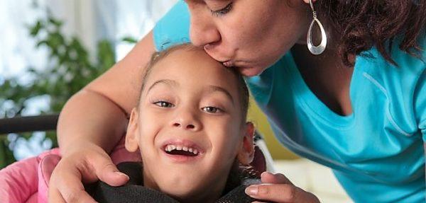 Дети с диагнозом ДЦП