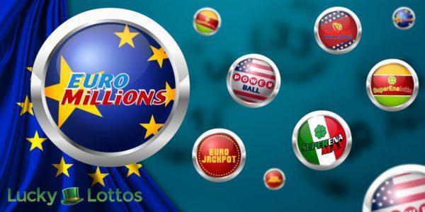 Лотерея Евромиллионы