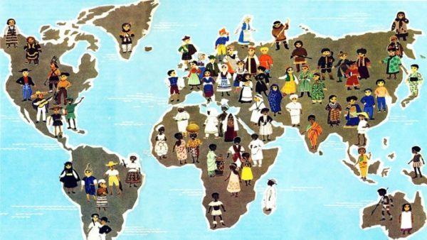 Локализация народов