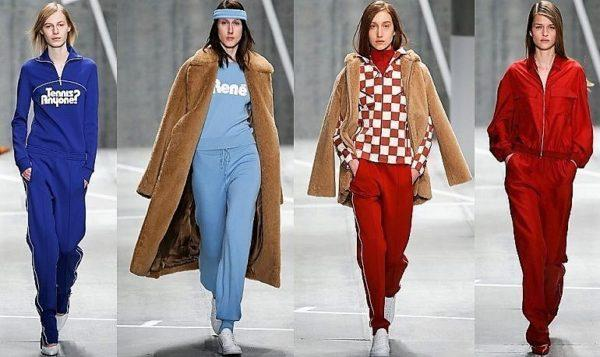 Мода 2018 года