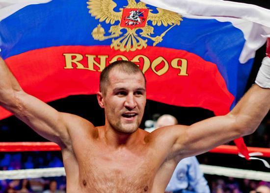 Боксеры России